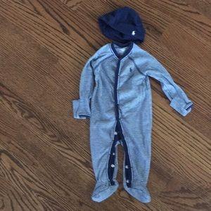 Baby Pajamas with Cap